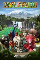 zafari-jungle-animals-poster