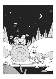 cute-snail-prisoners-illustration