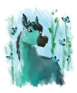 zafari-lulu-horse-illustration