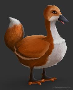 zafari-eslpeth-duck-character-design