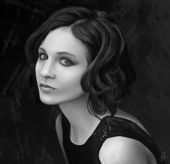 tuppence-middleton-portrait-painting