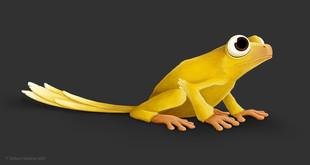 zafari-todd-frog-character-design