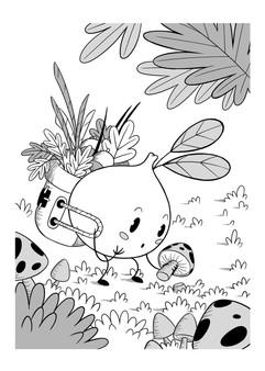 cute-character-mushroom-illustration