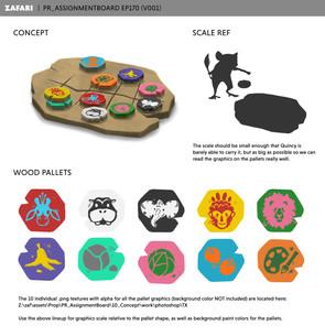 zafari-board-game-prop-design