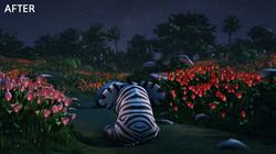 zafari-flower-glowing-design