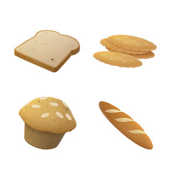 bread-crackers-muffin-illustration