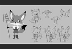 3brasseurs-fox-character-design