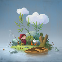 kid-fishing-island-illustration