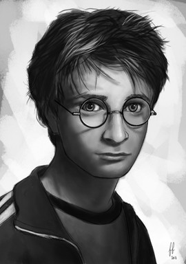 potter-radcliffe-portrait-painting