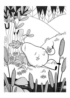 cute-character-flower-illustration