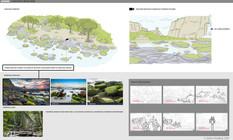 zafari-moss-rock-environment-design
