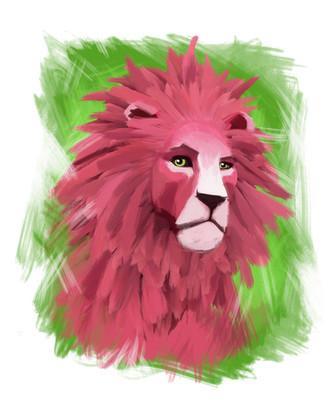 zafari-antonio-lion-illustration