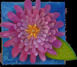 Gigantic Pink Flower