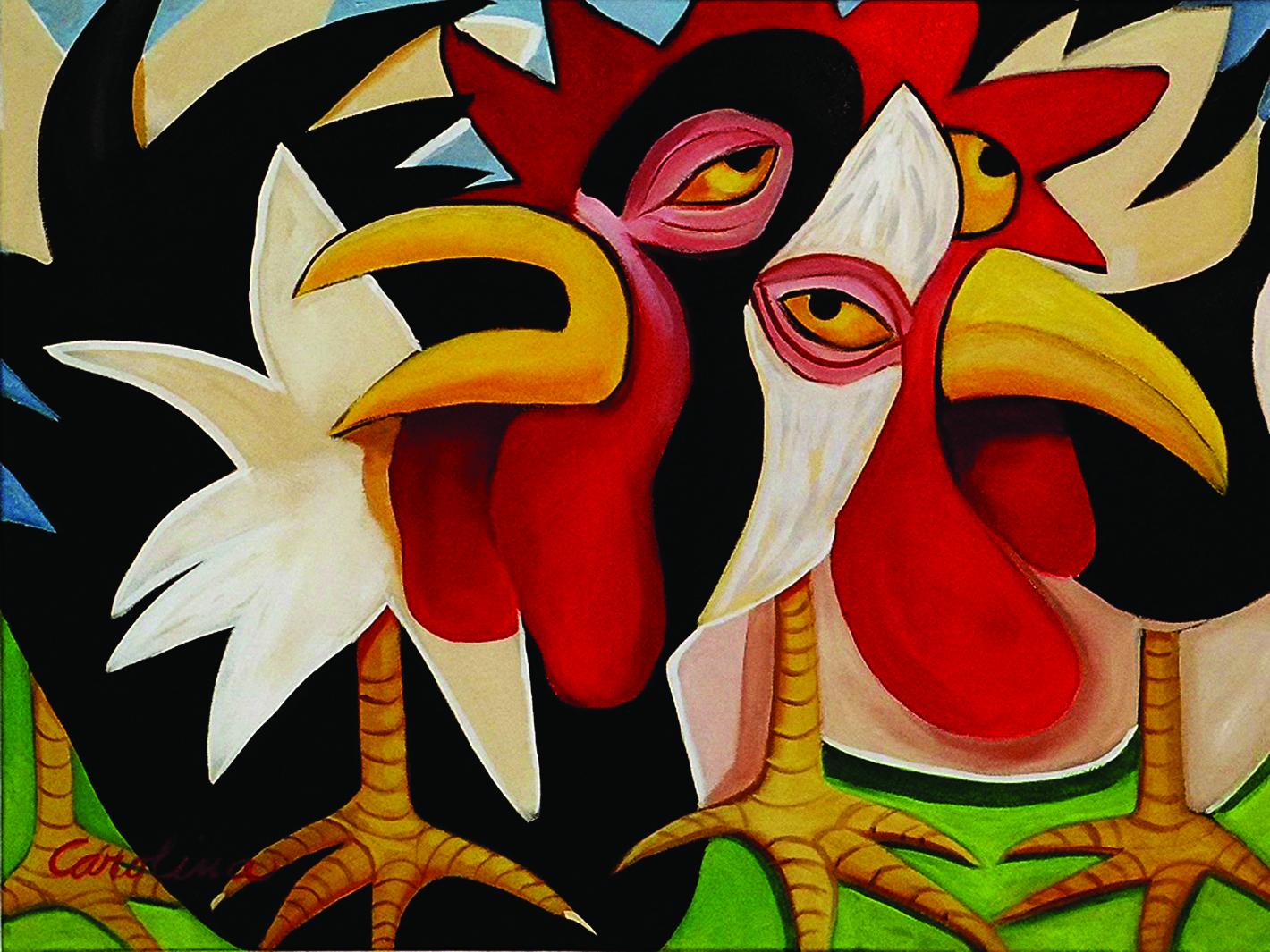Picasso's Chicks