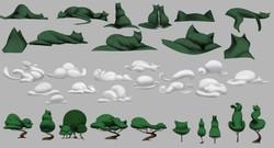 Shmil silouettes Concept_2