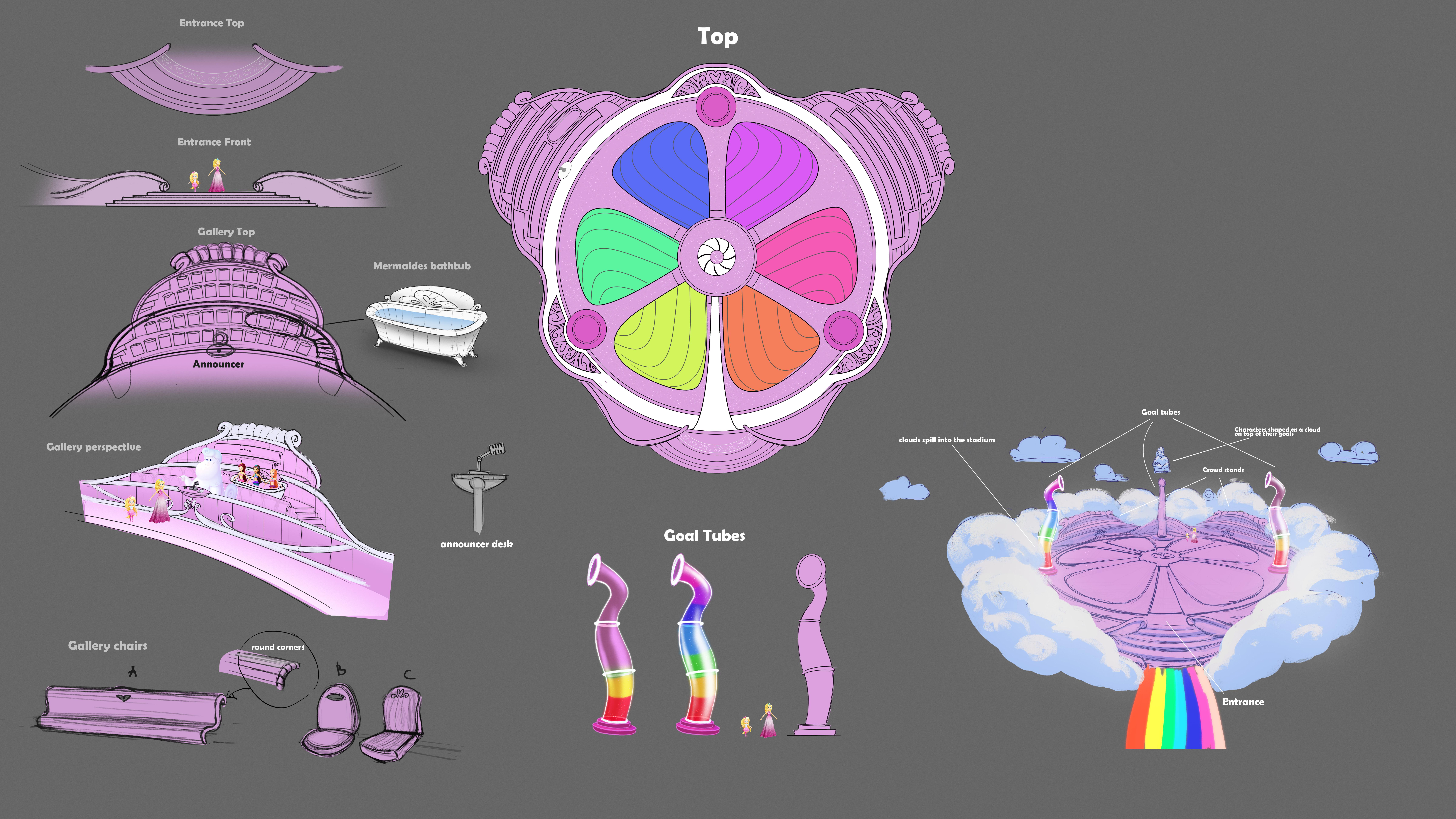 RainbowGameField_Ortho_vCUR