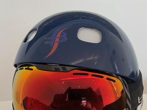 Turris Alpine Helmet Sticker