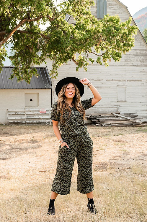 Like a Dream Slouch Jumpsuit