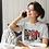 Thumbnail: Women Retro Mom Motherhood Shirt Funny Leopard T-Shirt