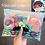 Thumbnail: 50pcs/Set Girls Colorful Nylon Small Elastic Hair Bands