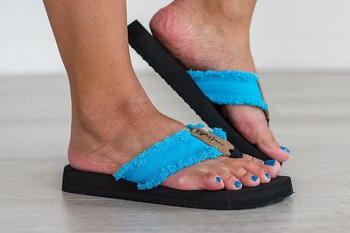 Everyone's Favorite Flip Flops - Royal Blue