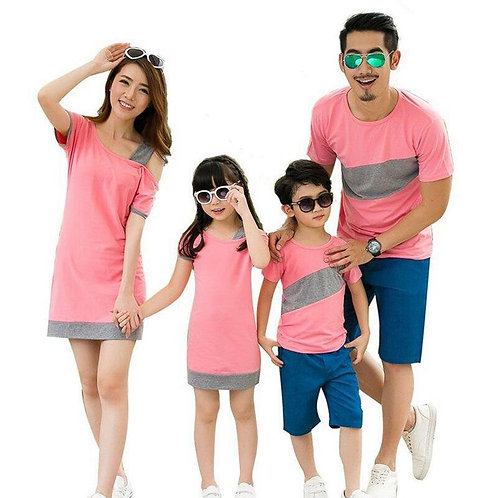 Family Matching  Summer Family Outfits
