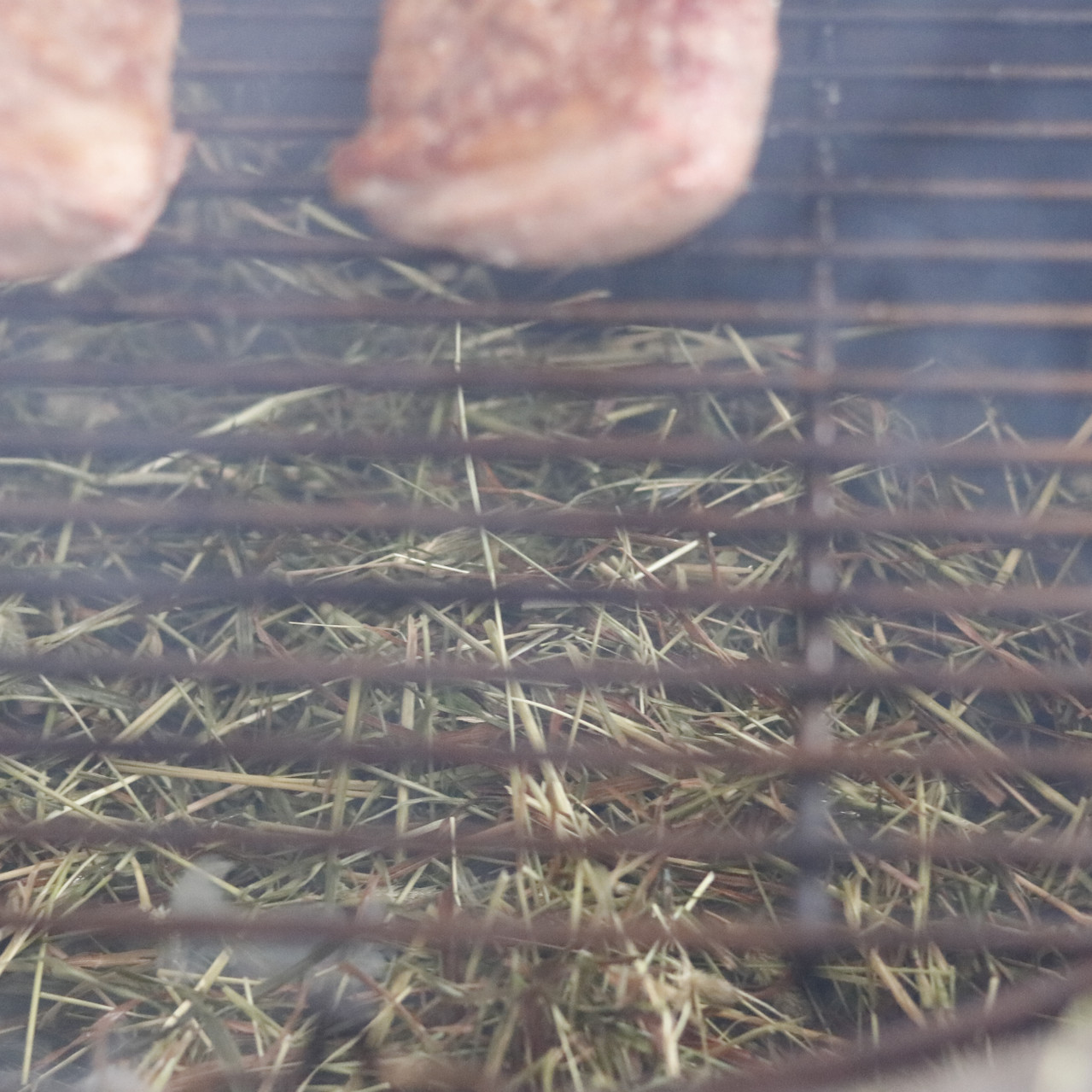 Hay in the BGE
