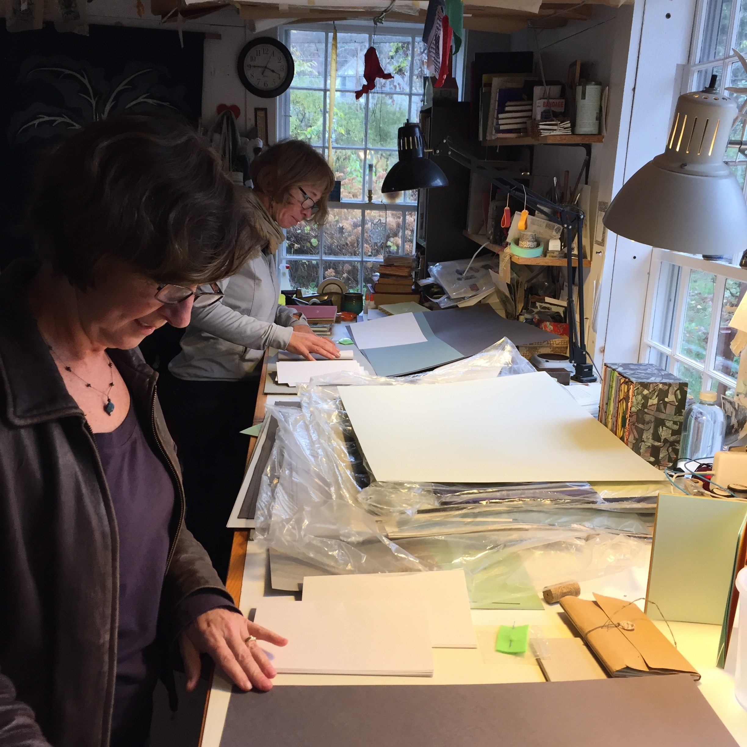 Still Water Bindery Workshops