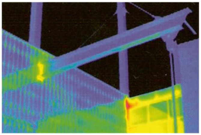 Thermal Bridging Steel
