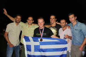 3rd Place with -101m cwt | AIDA Individual depth world championship 2011