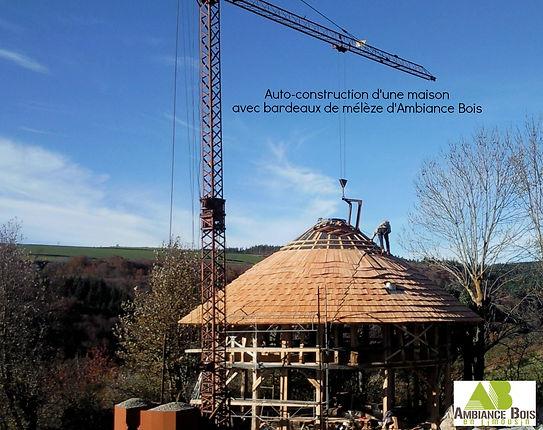 auto construction boi mélèze eco construction matériaux bois mélèzen