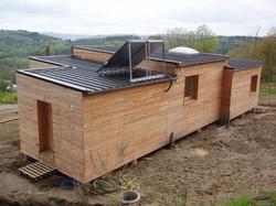 Construction bioclimatique bois