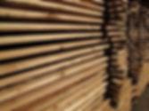 planche brut sèche humide meleze douglas