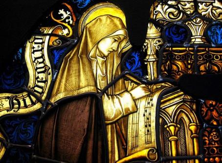 Hildegarda de Bingen: medicina, religião e cerveja!
