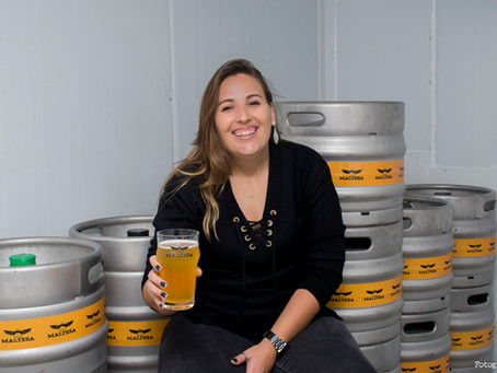 Cerveja e Mulher, o outro lado.