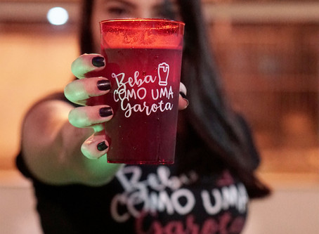 Beba Como Uma Garota!
