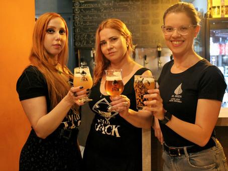 Concurso cervejeiro para mulheres
