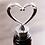 Thumbnail: Rolha para Vinho em forma de Coração