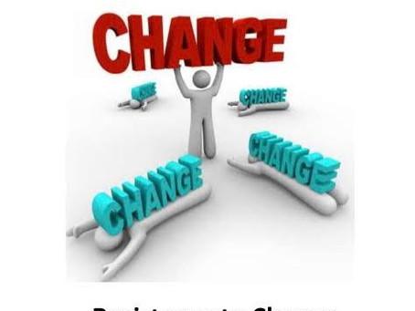Managing organisational change during a pandemic (COVID-19) - reducing employee resistance: