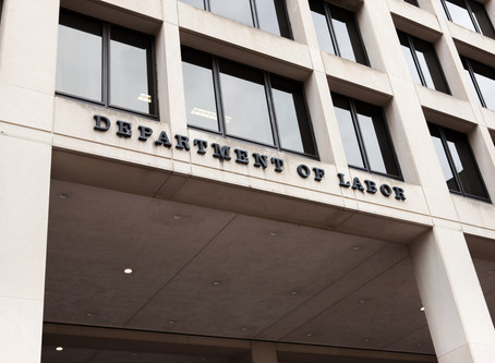 DOL Issues Initial Guidance Under the Families First Coronavirus Response Act