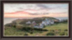 Mortehoe Dusk Silver Painting Frame.jpg