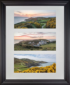 Mortehoe 1 with Black Wood Frame.jpg
