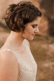 Bridals at Enchanted Rock