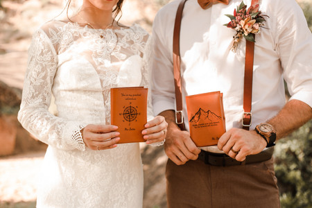 adventure passport covers elopement