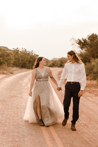 Palo Duro Canyon Wedding