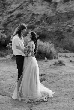 Adventure Desert Elopement