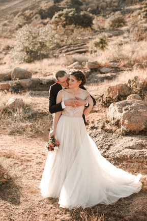 Enchanted Rock Wedding