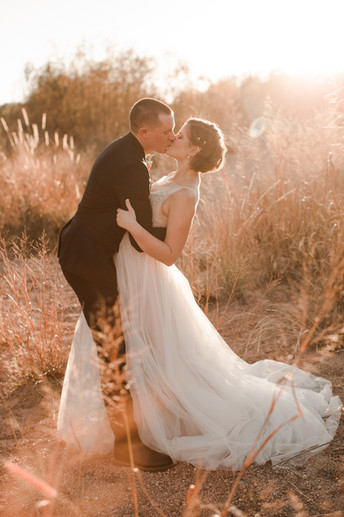 Enchanted Rock Elopement