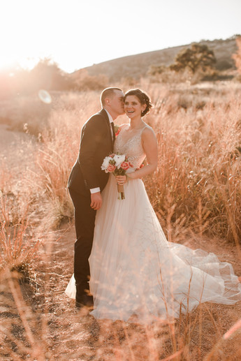 Enchanted Rock Elopement Wedding