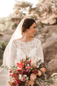 Enchanted Rock Fall Bridals